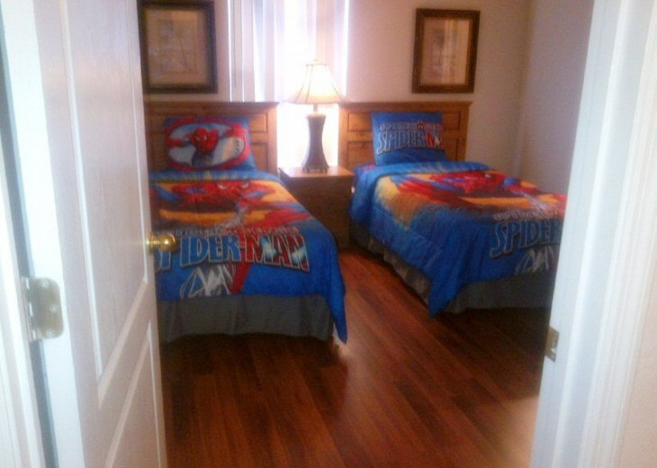 Boy Twin Bedroom