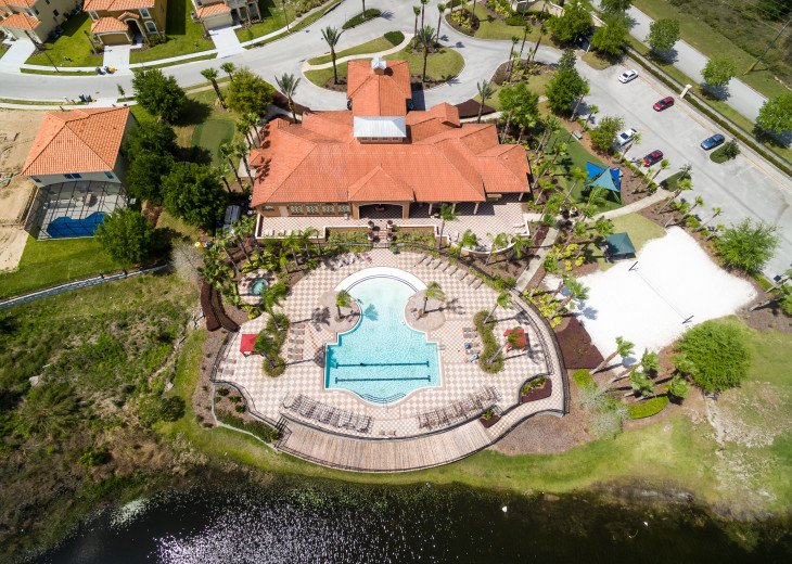 Luxury on the Lake!! New 5 Bedroom Home W. Theatre Room & Sports Package #49