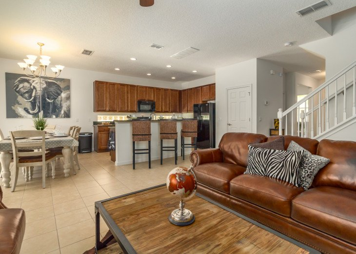 Luxury on the Lake!! New 5 Bedroom Home W. Theatre Room & Sports Package #34