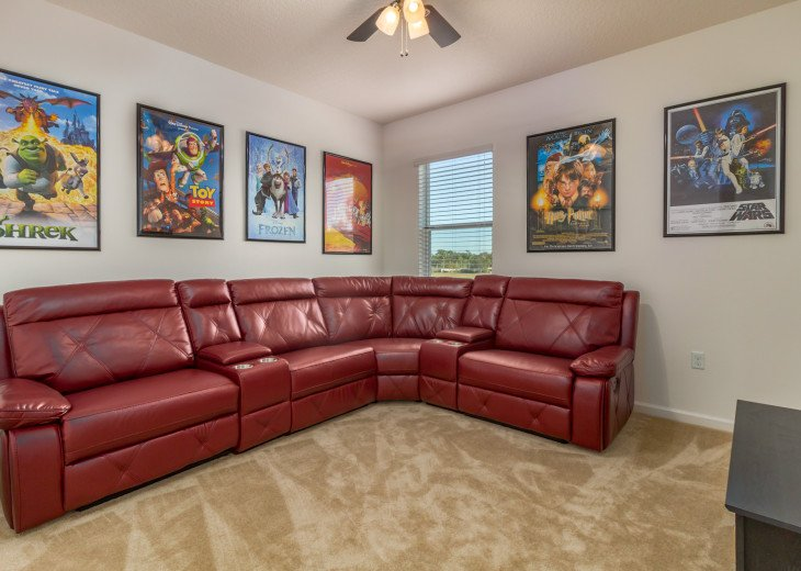 Luxury on the Lake!! New 5 Bedroom Home W. Theatre Room & Sports Package #22