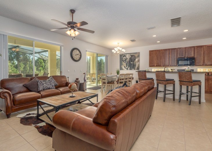 Luxury on the Lake!! New 5 Bedroom Home W. Theatre Room & Sports Package #11