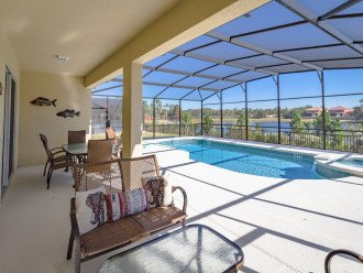 Enjoy your own outdoor veranda in this 5-bedroom with private pool and spa #1
