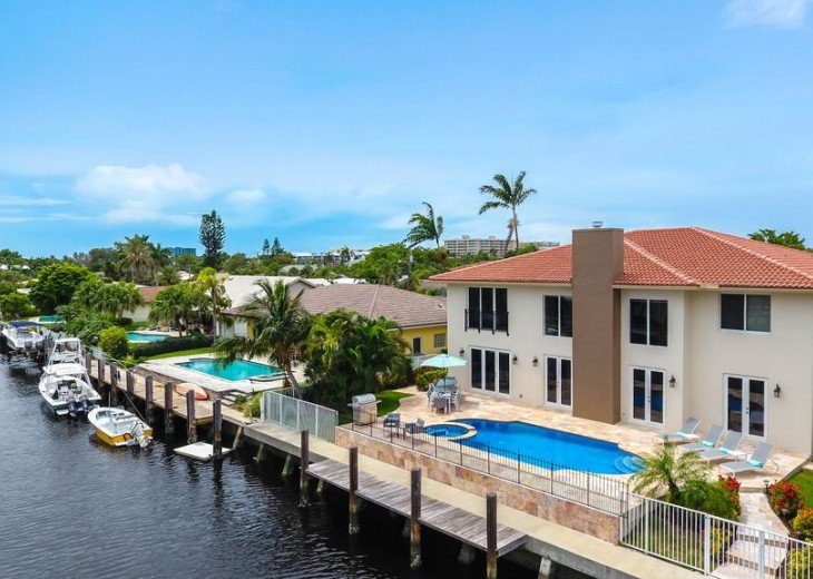 5 bedroom + Loft Beach House - Ft. Lauderdale/Lauderdale by the Sea - Waterfront #29