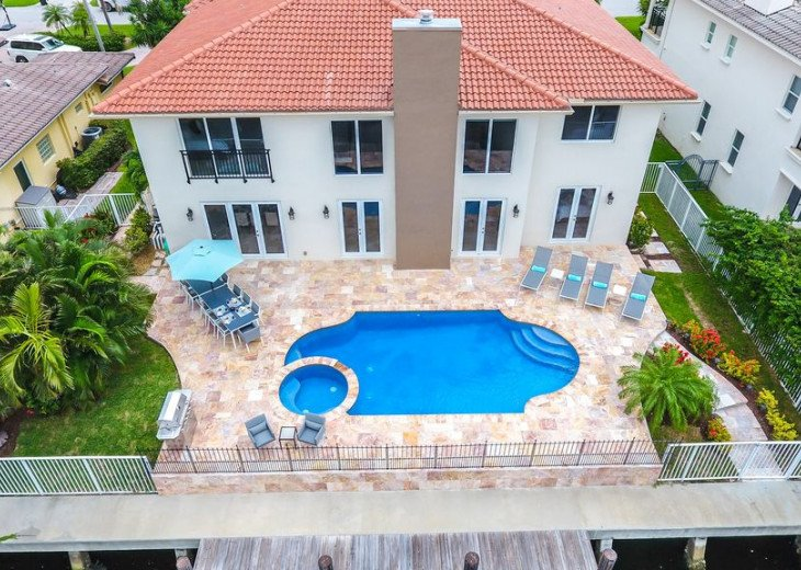 5 bedroom + Loft Beach House - Ft. Lauderdale/Lauderdale by the Sea - Waterfront #28