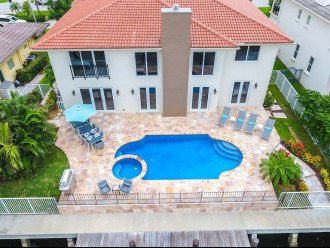 5 bedroom + Loft Beach House - Lauderdale by the Sea - Waterfront #1