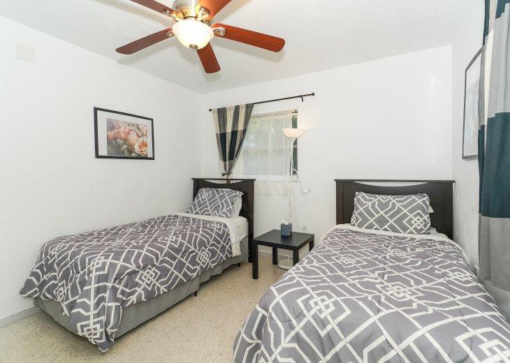 2th Bedroom 2x Twin