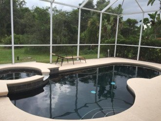 Apollo Beach, Bungalow w/Heated Pool and hot tub #1