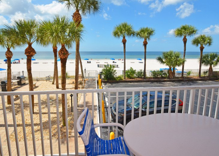 AMAZING Sand Castle II #206 GULF FRONT Spiral staircase to pool & beach #43