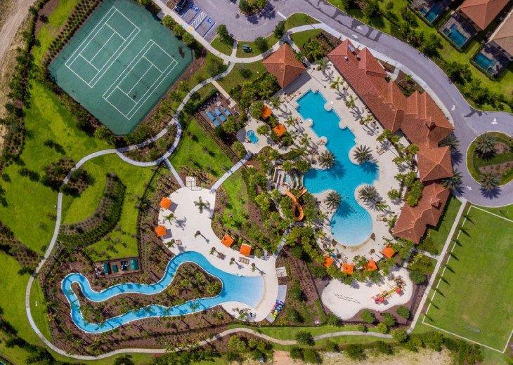 Luxury South View Villa, Solterra Resort, minutes to Disney & golf, pet friendly #33