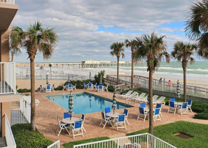 Condo on beautiful Daytona Beach Shores #11
