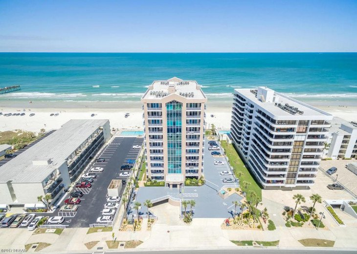 Condo on beautiful Daytona Beach Shores #3