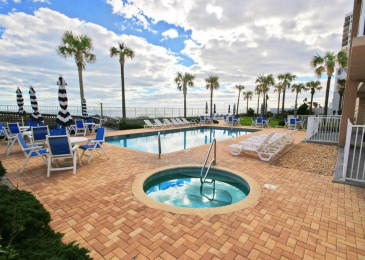 Condo on beautiful Daytona Beach Shores #10