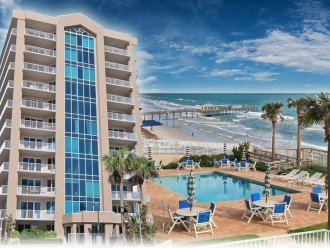 Condo on beautiful Daytona Beach Shores #1