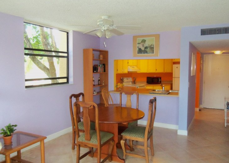 Delray Racquet Club 1br/1ba, one mile to beach. #6