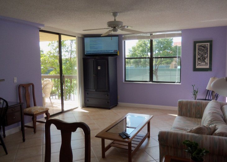 Delray Racquet Club 1br/1ba, one mile to beach. #3