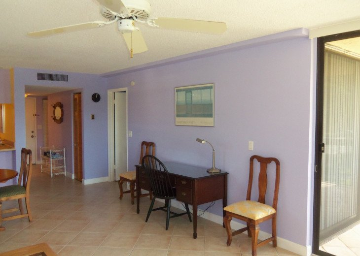 Delray Racquet Club 1br/1ba, one mile to beach. #8