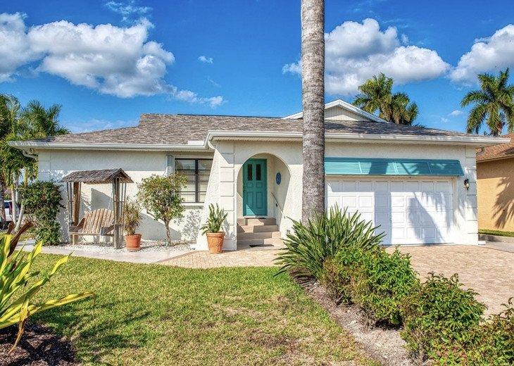 Mon Paradis - House with Pool - Walk to Beach #1