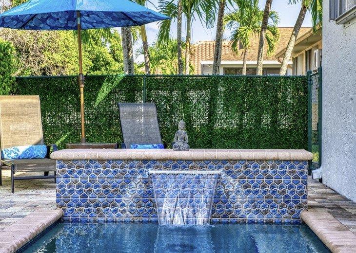 Mon Paradis - House with Pool - Walk to Beach #3