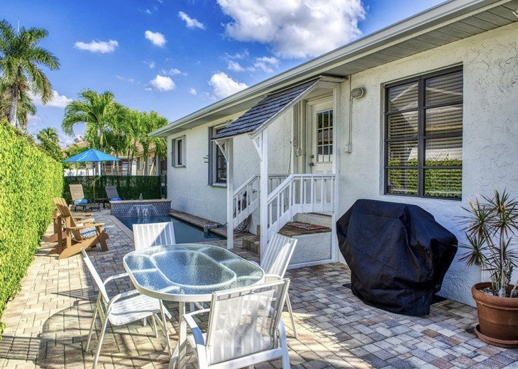 Mon Paradis - House with Pool - Walk to Beach #23