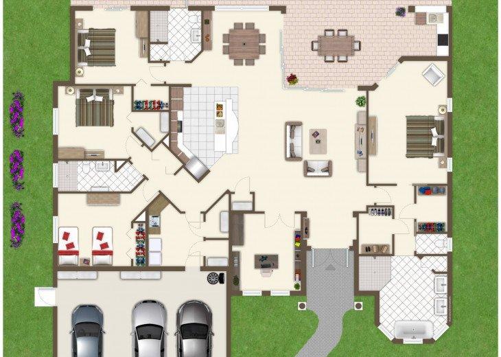 Villa Beach Estate #53