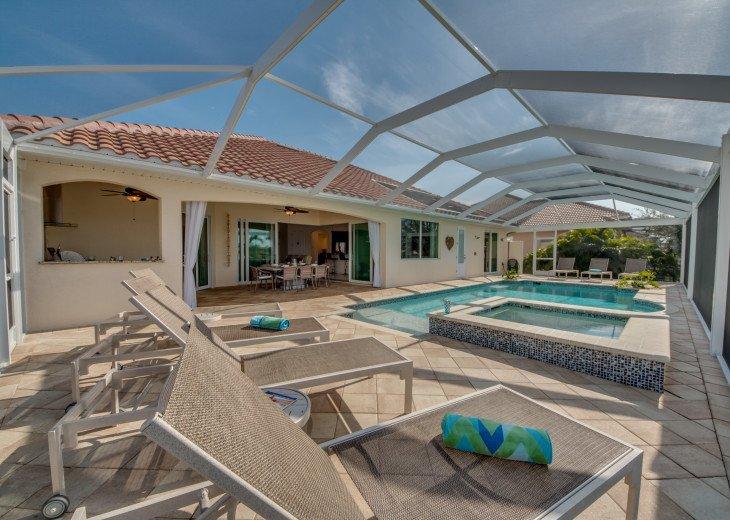 Villa Beach Estate #49
