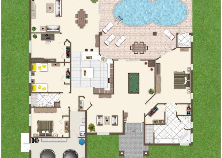 Villa Melody #55