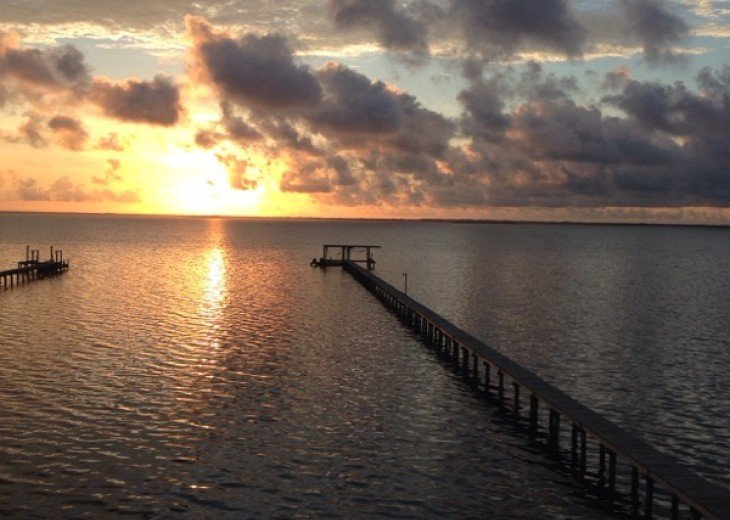 Bayrock 1 Cape San Blas Fl Bayfront Vacation Rental with Beach Access #6