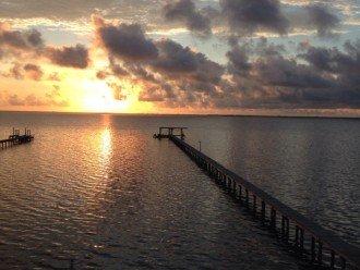 Bayrock 1 Cape San Blas Fl Bayfront Vacation Rental with Beach Access #1