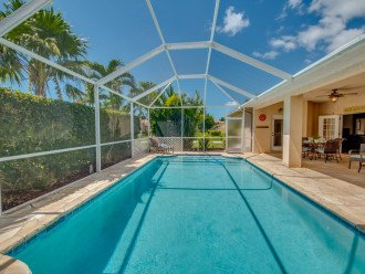 Villa Paradise with heated pool in southern direction #1