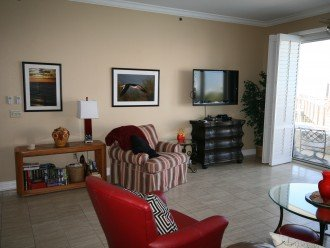 Largest 2 Bedroom Condo on the Beach! Best Beach View! #1