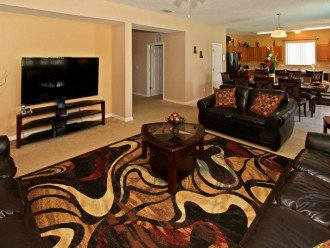 Luxury 8BR MOVIE THEATER-W/Solar Heated Oversize Pool/Spa/Near Disney/forestView #1