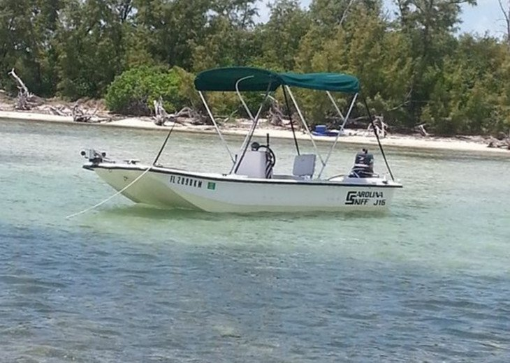Kens Cozy Conch Key Cottage-2Br/2Bth Getaway + Optional motor boat rental #18