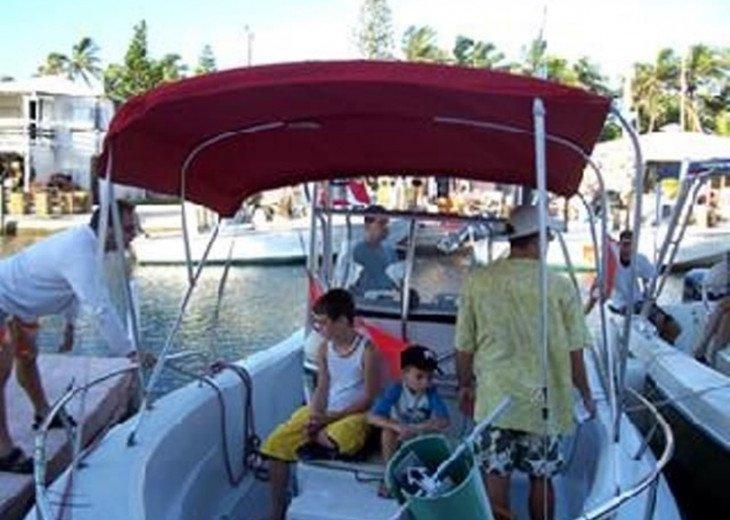 Kens Cozy Conch Key Cottage-2Br/2Bth Getaway + Optional motor boat rental #19