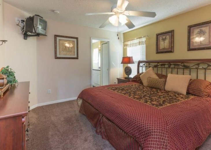 Pool Home near Disney, 6-7 Bed w/Unique Childs Slumber Rm #39
