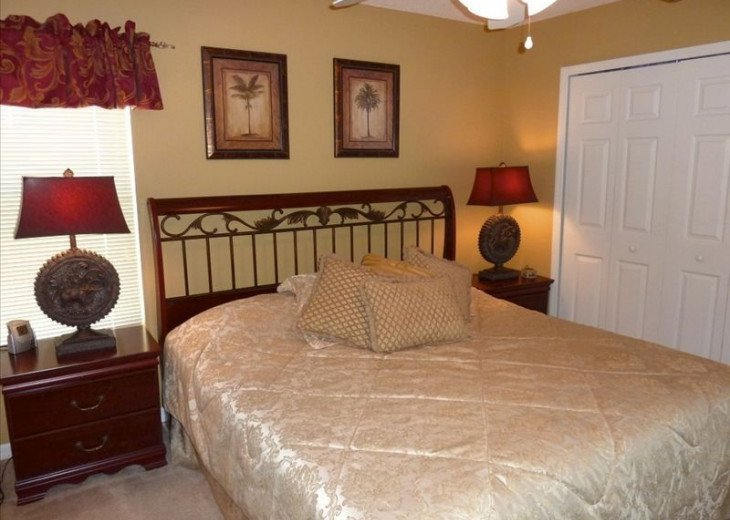 Pool Home near Disney, 6-7 Bed w/Unique Childs Slumber Rm #41