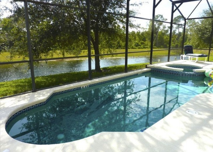 Pool Home near Disney, 6-7 Bed w/Unique Childs Slumber Rm #6