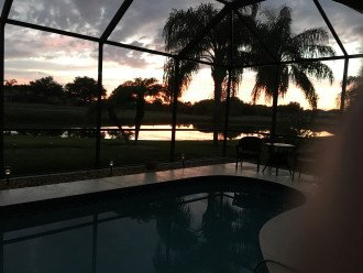 SPECIAL DEC-JAN--UPSCALE 2 BEDRM AND 2 BATH LAKE AND GOLF VIEW WITH PRIVATE POOL #1