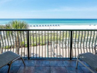 Direct gulf view, exceptional BEACH FRONT condo, quiet, low rise complex w/pool #1