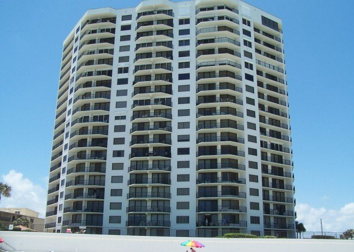 Caribbean Condominium is a luxurious, beachfront building #5