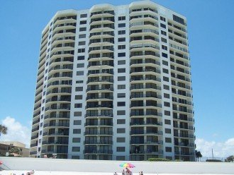 Caribbean Condominium is a luxurious, beachfront building #1