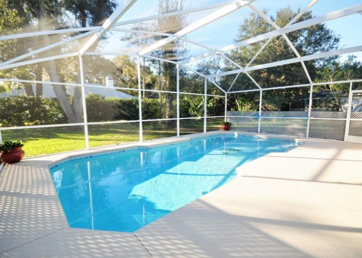 Palm Tree Villa Florida, 5 Star Review Rating with Pool Lift & Wheel in Shower #24