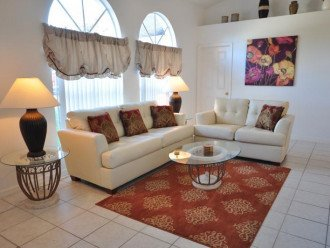 Palm Tree Villa Florida, 5 Star Review Rating with Pool Lift & Wheel in Shower #1