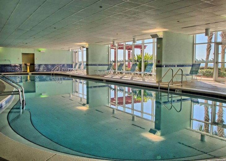 Tower 1 Indoor Pool