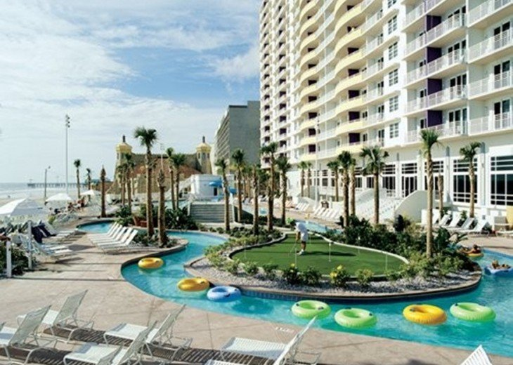 WYNDHAM OCEAN WALK/DAYTONA, FL/ ALL DATES AVAILABLE #1