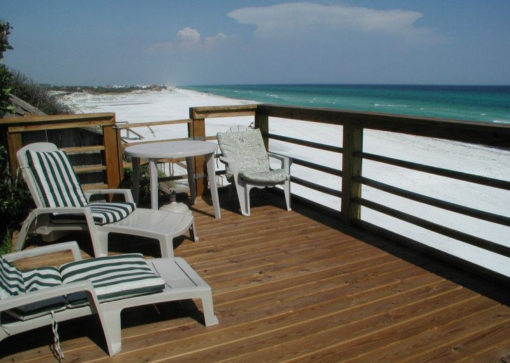 This Listing is no longer Available - GULF FRONT HOME 87 ft PRIVATE BEACH #19
