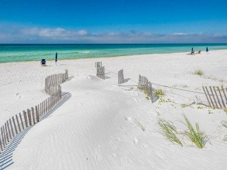 This Listing is no longer Available - GULF FRONT HOME 87 ft PRIVATE BEACH #1