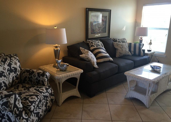 Welcome to Your Florida Home! Barefoot Beach Resort. Updated Unit New Furniture #3