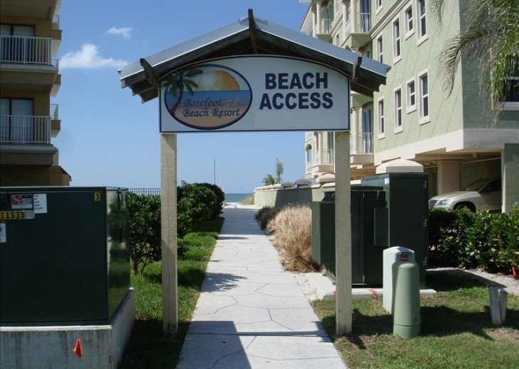 Welcome to Your Florida Home! Barefoot Beach Resort. Updated Unit New Furniture #27