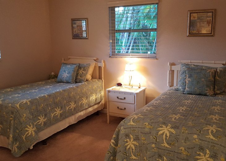 Lovely, Loaded, & Private 2-Bedroom Tropical Suite with HEATED Pool & Hot Tub!! #15