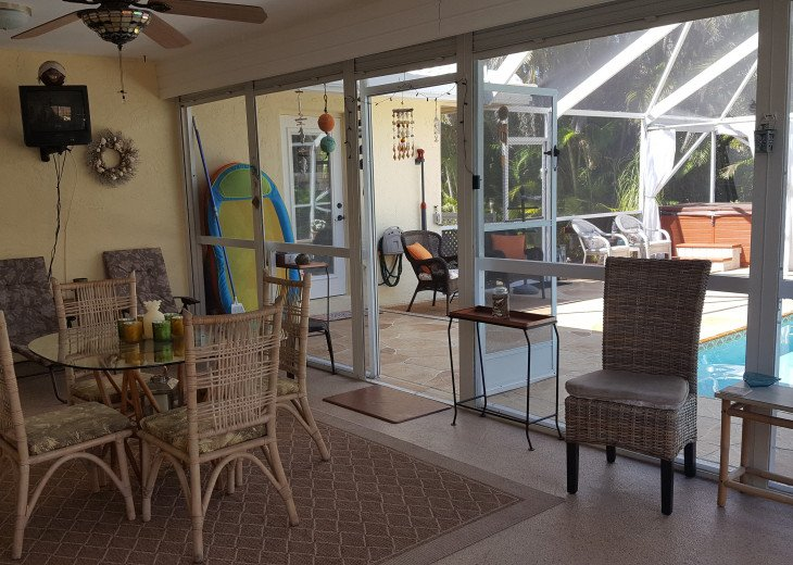 Lovely, Loaded, & Private 2-Bedroom Tropical Suite with HEATED Pool & Hot Tub!! #8